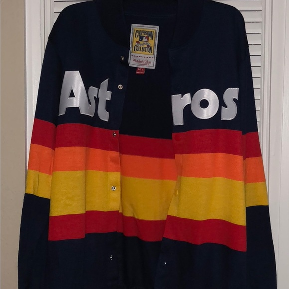 new concept 99196 31097 1986 authentic Astros sweater